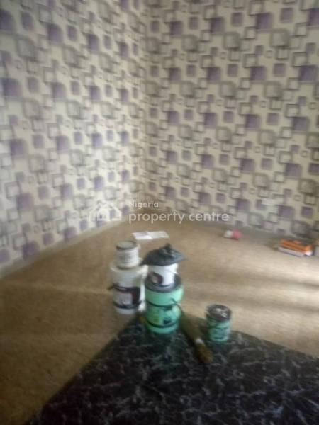 Executive 1 Bedroom Mini Flat, Near Grammar School Bus Stop, Akiode, Ojodu, Lagos, Flat for Rent