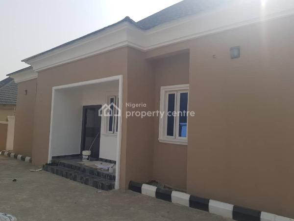 a Newly Finished 3 Bedroom Bungalow, Efab Queen Estate, Gwarinpa, Abuja, Detached Bungalow for Sale