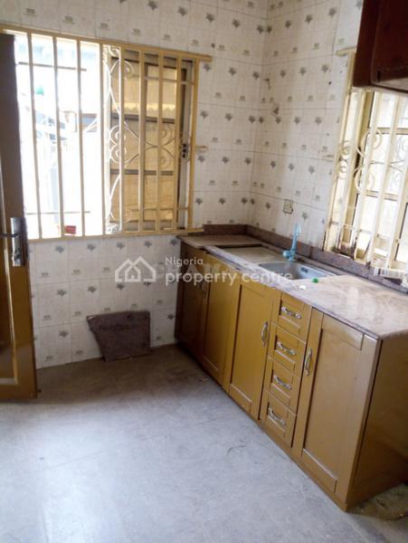 2 Bedroom Bungalow Self Compound, Journalist Estate  Near Berger, Ojodu, Lagos, Flat for Rent
