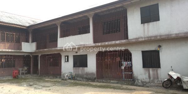 14 Flats Block at a Decent Location, 3 Nyeche Close, Obio-akpor, Rivers, Block of Flats for Sale
