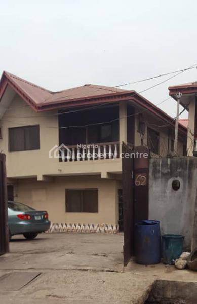 2 Nos 4 Bedroom Duplex, Off Ishaga, Surulere, Surulere, Lagos, Semi-detached Duplex for Sale