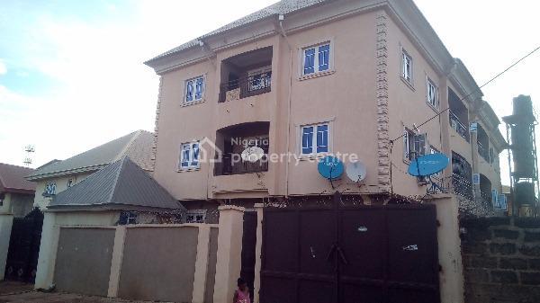 Newly Built 3 Bedroom Flat, Opposite Nike Lake Hotel ., Abakpa Nike, Enugu, Enugu, Flat for Rent