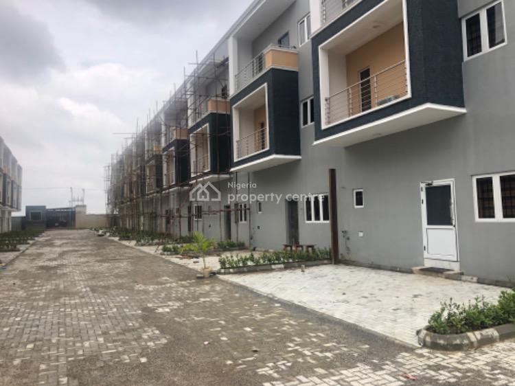 4 Bedroom Terrace Duplex, Jahi, Abuja, Terraced Duplex for Sale