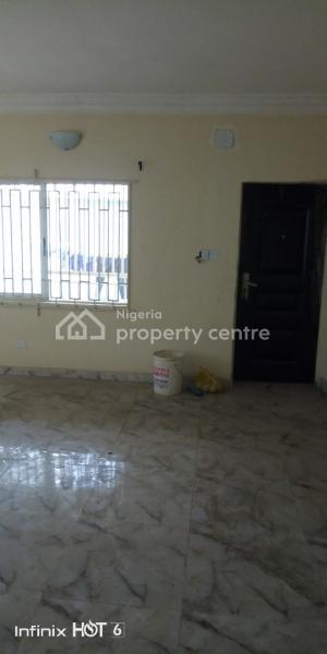 Decent 2 Bedrooms Ground Flat, Harmony Estate, Ifako, Gbagada, Lagos, Flat for Rent