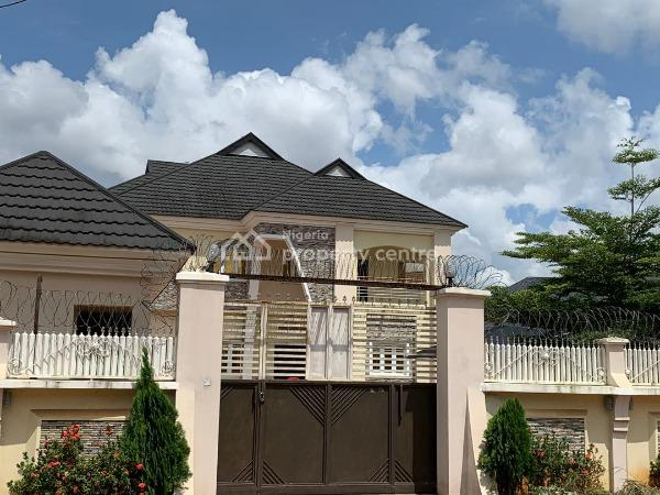 Exquisitely Finished New and Solid 5 Bedroom Duplex with a Detached Bq, Egbeada Estate, Owerri., Owerri, Imo, Detached Duplex for Sale