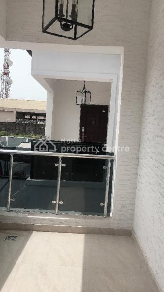 4 Bedroom Semi Detached Duplex in a Mini Court with Top Notch Finishing, Chevron Alternative Route, Lekki Phase 2, Lekki, Lagos, Semi-detached Duplex for Sale