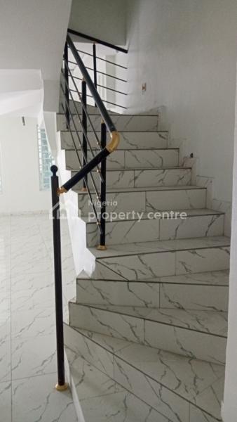 Luxury 4 Bedroom Duplex and Bq with Excellent Facilities, Ikota Villa Estate, Ikota, Lekki, Lagos, Semi-detached Duplex for Sale