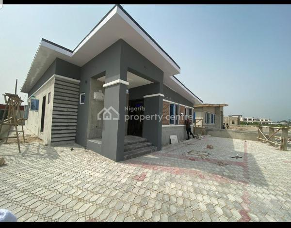 3 Bedroom Fully Detached All Rooms Ensuite Bungalow, Vintage Court, Bogije, Ibeju Lekki, Lagos, Detached Bungalow for Sale