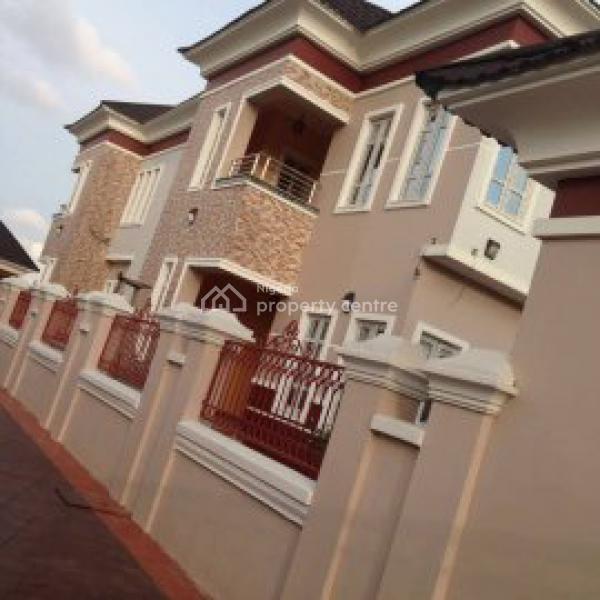 Luxury 4 Bedroom Semi--detached Duplex with a Maids Room, Pinnock Beach Estate, Lekki, Lagos, Semi-detached Duplex for Sale