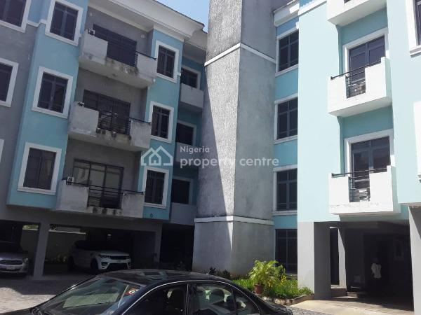 3 Bedroom Flat with a Room Bq, Victoria Island (vi), Lagos, Flat for Rent