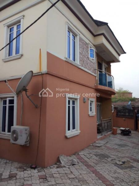 Executive and Spacious 2 Bedroom Flat, Gbagada Phase 1, Gbagada, Lagos, Flat for Rent