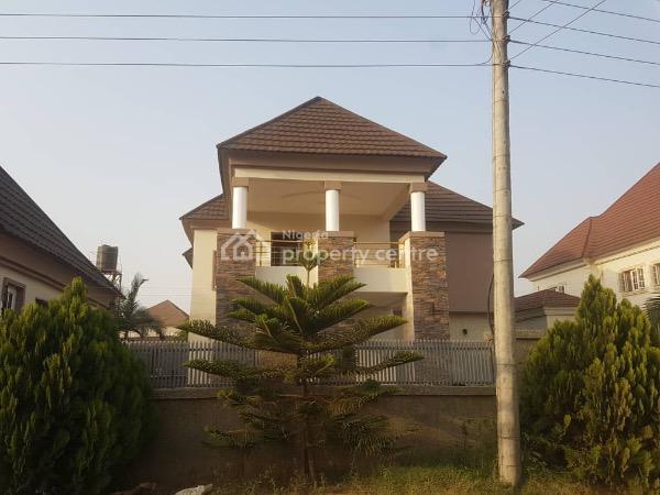 Duplex with Swimming Pool and Bq, Kingstown Estate, Life Camp, Gwarinpa, Abuja, Detached Duplex for Sale