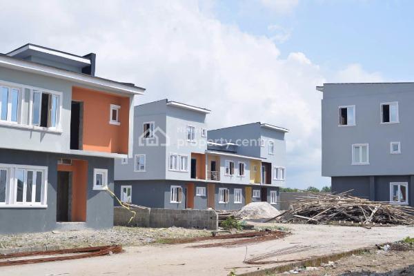 Luxury 4 Bedroom Fully Detached Duplex., Oribanwa, By Davitech Petrol Station, Oribanwa, Ibeju Lekki, Lagos, Detached Duplex for Sale