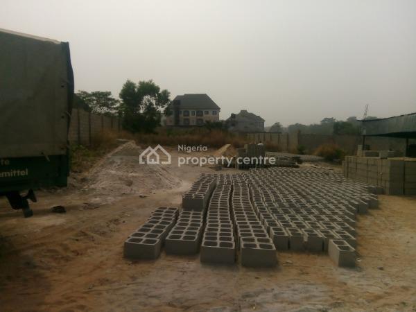 2  (nos) River-view Plots  Land, Otamiri Layout Akachi Estate, Owerri, Imo, Land for Sale