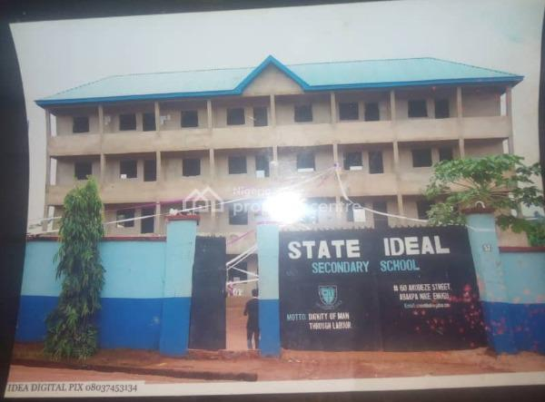 School, No 60 Akubueze Street Abakpa Nike Enugu, Abakpa Nike, Enugu, Enugu, School for Sale