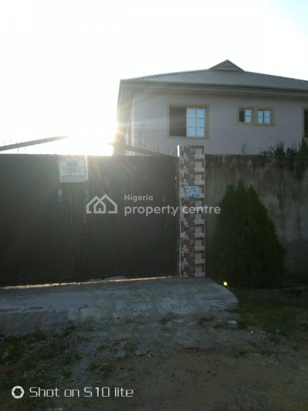 Standard 2bedroom Flat, Off Ebute Igbogbo, Odofin Estate, Ebute, Ikorodu, Lagos, Terraced Bungalow for Rent