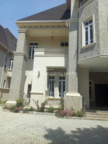 Luxury 5 Bedroom Detached Duplex with Penthouse, Maitama, Maitama District, Abuja, Detached Duplex for Sale