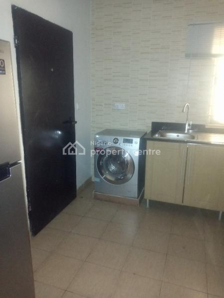 a Serviced and Furnished 1 One Bedroom Flat Or Mini Flat 24hrs Light, Royal Palm Avenue, Osborne, Ikoyi, Lagos, Mini Flat for Rent