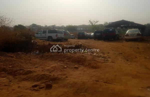 Well Located 2500sqm Land with C of O, Opposite Abacha Barracks, Asokoro District, Abuja, Residential Land for Sale