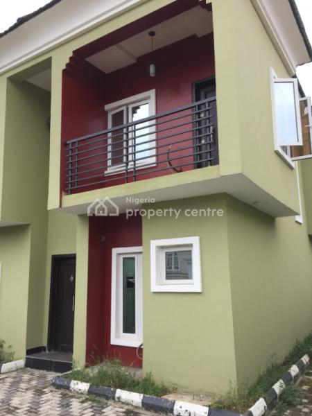 Brand New 4 Bedroom Duplex, Off Balogun Street Short Drive to Isecom, Opic, Isheri North, Lagos, Semi-detached Duplex for Sale