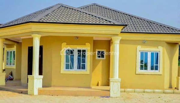 Luxury 3 Bedroom Detached Bungalow, Ocean View Estate 15 Minutes Drive to Dangote Refinary, Eleko, Ibeju Lekki, Lagos, Detached Bungalow for Sale