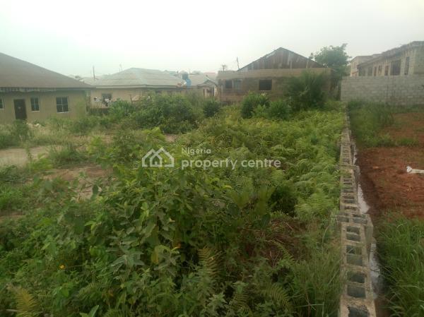 Full Plot of Land in a Serene Estate, Asero, Abeokuta North, Ogun, Residential Land for Sale