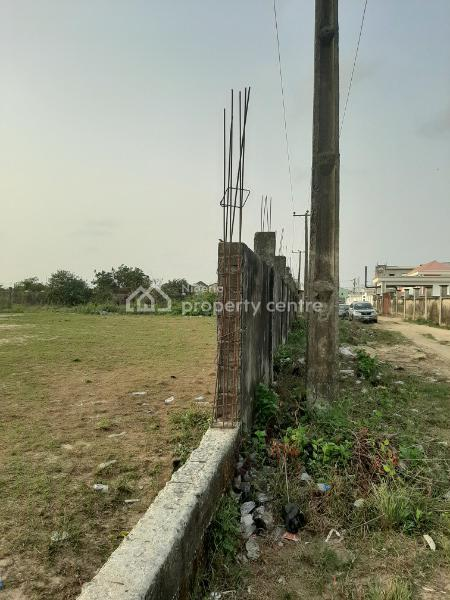 Governors Consent Fenced 10 Plots of Land ,close to The Expressway, Elesekan Bus-stop, Bogije, Ibeju Lekki, Lagos, Commercial Land for Sale