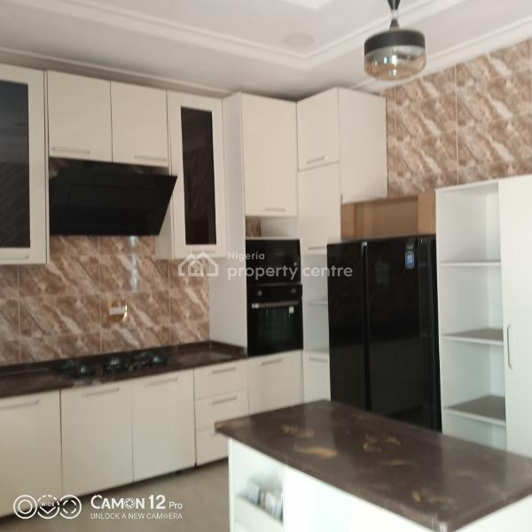 Brand New Five Bedroom Mantion with Swimming Nd Bq, Lekki Phase 2, Lekki, Lagos, House for Sale