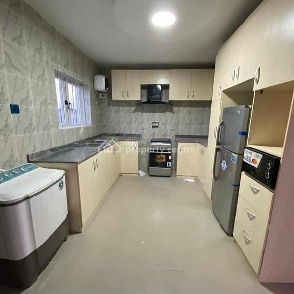 Executive 3 Bedroom Detached Duplex, Vintage Court, Bogije, Ibeju Lekki, Lagos, Detached Duplex for Sale