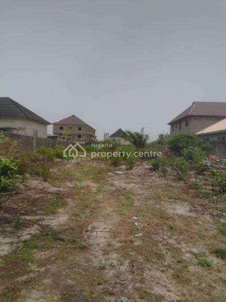 2 Plots of Dry Land Facing Major Road, Gbetu, Ibeju Lekki, Lagos, Land for Sale
