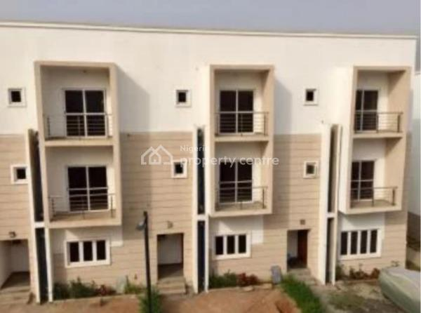 4 Bedroom Luxurious Terraced Duplex, By Emadeb, 2 Minutes Drive to Banex Wuse 2., Mabuchi, Abuja, Terraced Duplex for Sale