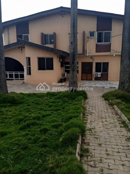 Ensuite Upstairs 2 Bedroom Flat with Wardrobes and Tiled, Off Jonathan Coker Road, Fagba, Agege, Lagos, Flat for Rent