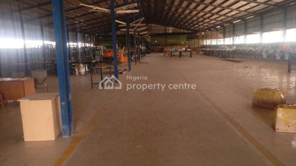 Warehouse on 1.993 Hectares, Lagos Ibadan Expressway, Berger, Arepo, Ogun, Warehouse for Sale