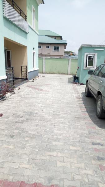 Spacious 2 Bedroom Flat, Olusakin Street Opp. Glory to God School Off Mobil Road, Ilaje, Ajah, Lagos, Flat for Rent