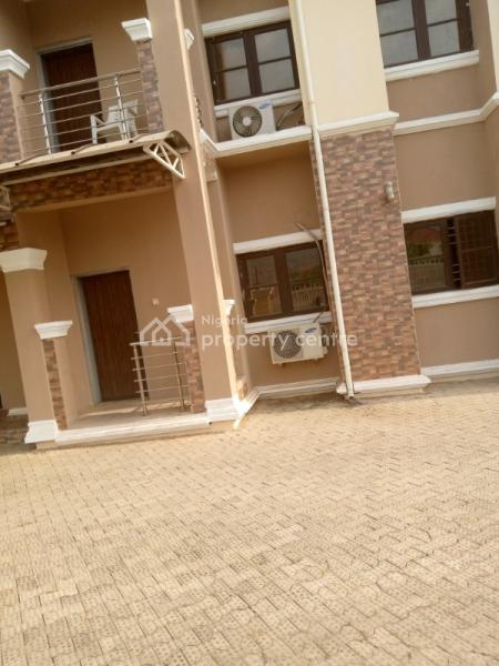 Executive Service 3 Bedroom Apartment with Bq, Katampe Extension, Katampe, Abuja, Flat for Rent