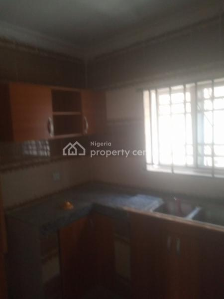 Newly Built 2 Bedroom in a Very Cool Estate, Valley View Estate Abesan Extention Aboru Abule Egba, Alimosho, Lagos, Flat for Rent
