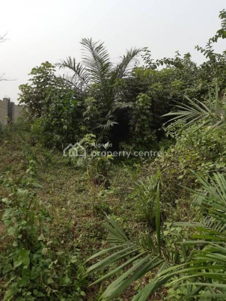6 Plots of Bare Land + Interlocked, Fenced All Round, Opp Lbs, on Sangotedo Road, Olokonla, Ajah, Lagos, Residential Land for Sale