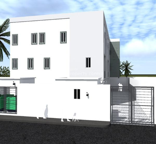 Off Plan 4 Bedroom Terrace Duplex, Oral Estate, Ikota, Lekki, Lagos, Terraced Duplex for Sale