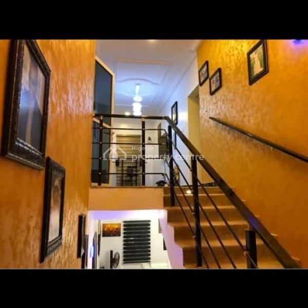 a 5 Bedroom Duplex +tvs +acs +furniture + Refrigerator + Generator Etc, Around Lbs, Olokonla, Ajah, Lagos, Detached Duplex for Sale