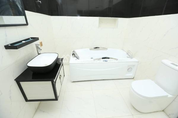 Newly Built 4 Bedroom Semi-detached House, Chevron Drive, Lekki Expressway, Lekki, Lagos, Semi-detached Duplex for Sale