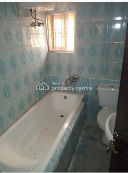 a Fairly Maintained House/bq, Same Global Estate, Dakwo, Abuja, Semi-detached Duplex for Rent