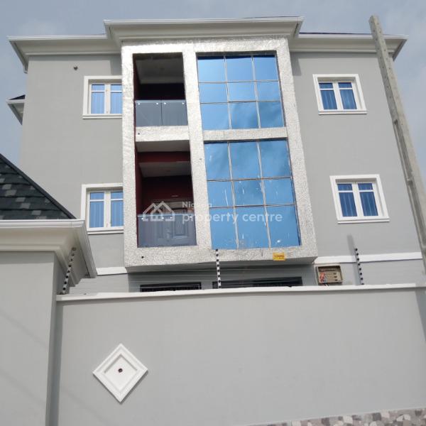 Tastefully Finished Two Bedroom Apartment, Mobil Road, Lekki Phase 2, Lekki, Lagos, Flat for Rent