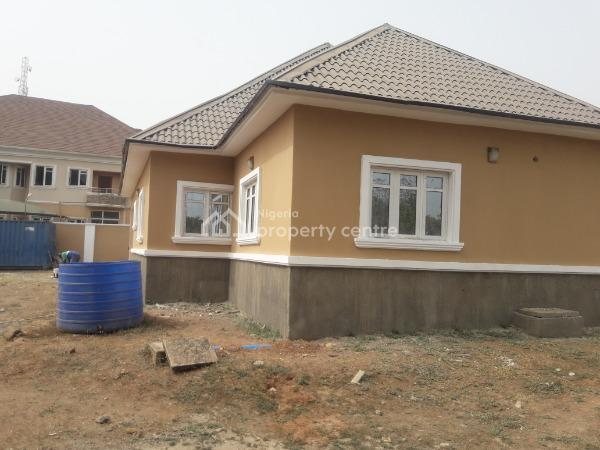 Nicely Finished 3 Bedroom Bungalow, Kaura, Abuja, House for Rent