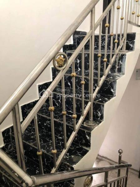 4 Bedroom Fully Detach Duplex with Bq, Sangotedo Area, Abijo, Lekki, Lagos, Detached Duplex for Sale