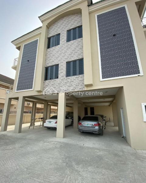 Newly Built 2 Bedroom Serviced Apartment, Lekky County, Ikota, Lekki, Lagos, Flat for Rent