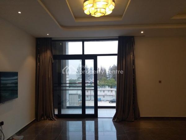 Luxury Apartment Newly Built 4 Bedroom Terrace Duplex with a 2 Room Bq, Banana Island, Ikoyi, Lagos, Terraced Duplex for Rent