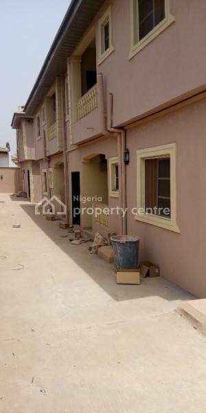 Very Clean 2 Bedroom Flat, Close to K Farm Estate Obawole Ogba, Ifako-ijaiye, Lagos, Flat for Rent