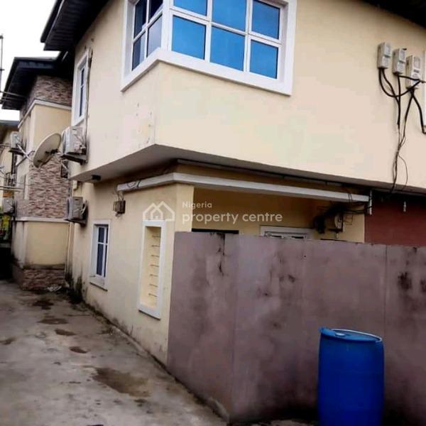 Executive 4 Bedroom Detached Duplex with 2 Unit of 3 Bedroom on Full Plot, Oregun, Ikeja, Lagos, Block of Flats for Sale