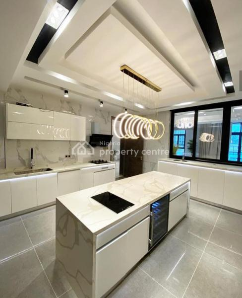 3 Bedroom Terrace House Fully Furnished with Excellent Facilities, Banana Island, Ikoyi, Lagos, Terraced Duplex for Sale