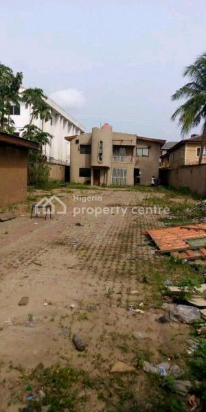 Highly Comercial Block of Flat on Large Area of Land Facing Major Road, Egbeda Idimu Road By Abule Odu, Egbeda, Alimosho, Lagos, Plaza / Complex / Mall for Sale